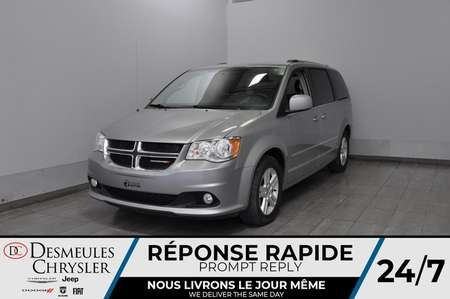 2017 Dodge Grand Caravan Crew + a/c for Sale  - DC-L2028  - Blainville Chrysler