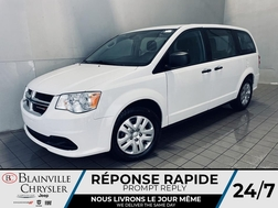 2020 Dodge Grand Caravan SE * STOW N GO * CRUISE * SUPER! *  - BC-C2218  - Blainville Chrysler