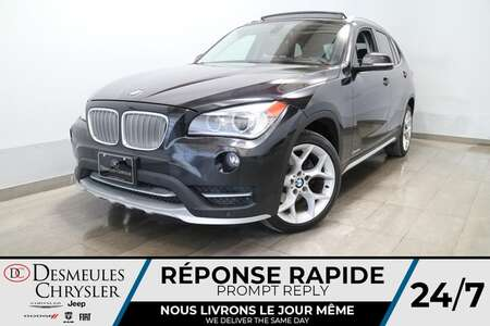 2015 BMW X1 xDrive28i AWD * NAVIGATION * TOIT OUVRAIT * CRUISE for Sale  - DC-S2754  - Blainville Chrysler