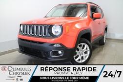 2016 Jeep Renegade 4WD NORTH * UCONNECT * SIEGES ET VOLANT CHAUFFANTS  - DC-21676A  - Blainville Chrysler
