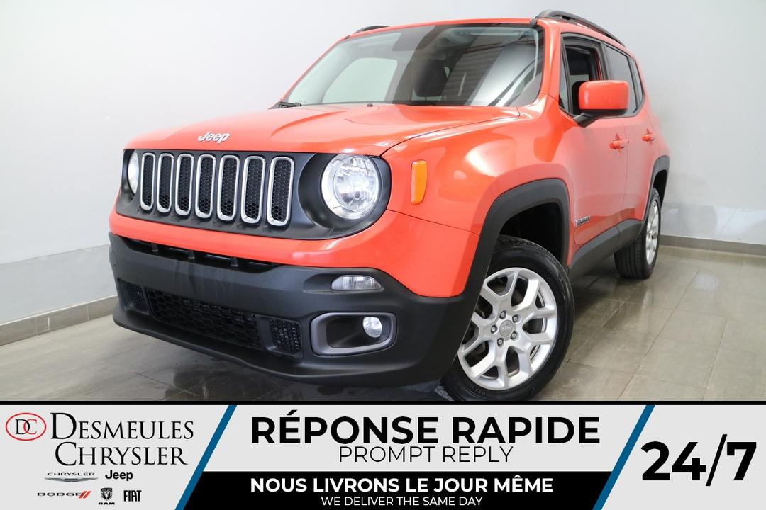 2016 Jeep Renegade  - Blainville Chrysler