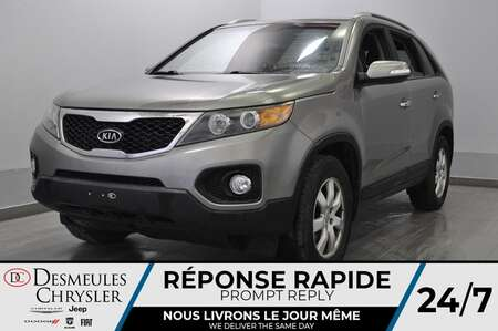 2012 Kia Sorento LX 2WD * SIEGES CHAUFANTS * BLUETOOTH * CRUISE for Sale  - DC-C2341  - Blainville Chrysler