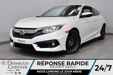 2016 Honda Civic Coupe EX-T + toit ouv + bancs chauff + cam for Sale  - DC-L2004  - Blainville Chrysler