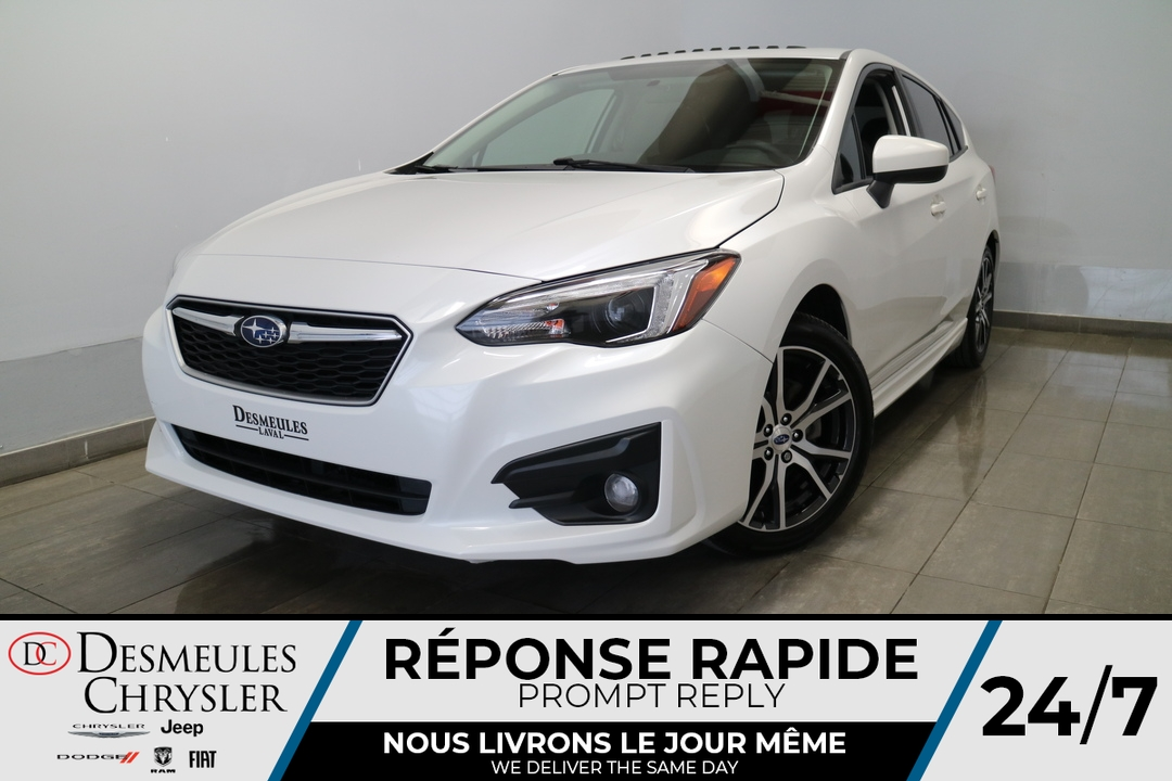 2019 Subaru Impreza  - Blainville Chrysler