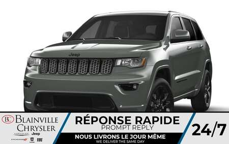 2021 Jeep Grand Cherokee Altitude V6 * Int. CUIR & SUÈDE for Sale  - BC-21475  - Blainville Chrysler