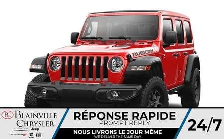2021 Jeep Wrangler Unlimited Rubicon 2L TURBO * RÉSERVEZ-LE * for Sale  - BC-C 47500384  - Desmeules Chrysler