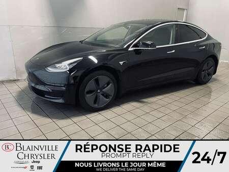 2019 Tesla Model 3 TOIT * CRUISE * NAV *  À VOIR ABSOLUMENT !!! for Sale  - BC-21504C  - Blainville Chrysler