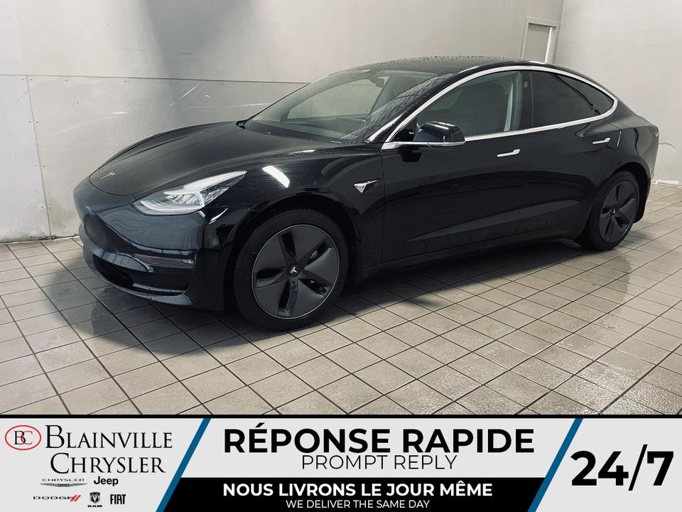 2019 Tesla Model 3  - Blainville Chrysler