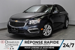 2016 Chevrolet Cruze Limited 1LT + cam recul + a/c + bluetooth  - DC-L1980  - Desmeules Chrysler