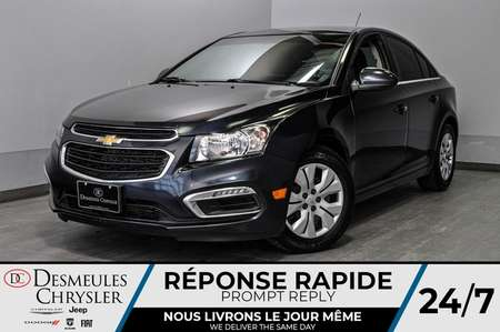 2016 Chevrolet Cruze Limited 1LT + cam recul + a/c + bluetooth for Sale  - DC-L1980  - Desmeules Chrysler
