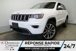2018 Jeep Grand Cherokee LIMITED AWD * NAVIGATION * UCONNECT 8.4 PO * CUIR  - DC-U2667  - Blainville Chrysler