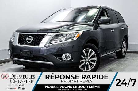 2014 Nissan Pathfinder 4WD * BLUETOOTH * CRUISE for Sale  - DC-S2306  - Blainville Chrysler