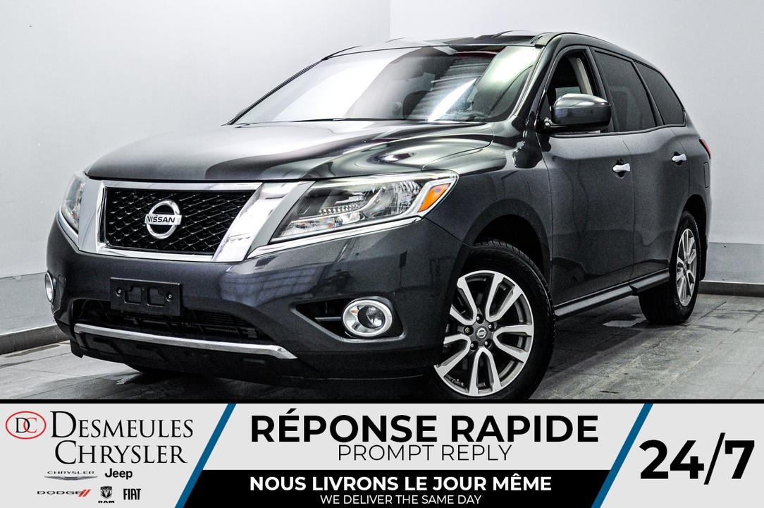 2014 Nissan Pathfinder  - Desmeules Chrysler