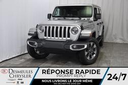 2018 Jeep Wrangler Sahara + UCONNECT + BLUETOOTH  - DC-80577  - Desmeules Chrysler