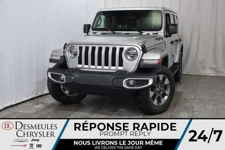 2018 Jeep Wrangler Sahara + UCONNECT + BLUETOOTH for Sale  - DC-80577  - Blainville Chrysler