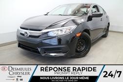 2017 Honda Civic LX MANUELLE * AIR CLIMATISE * CAMERA DE RECUL *  - DC-S2829  - Blainville Chrysler