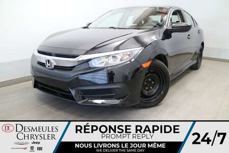 2017 Honda Civic LX MANUELLE * AIR CLIMATISE * CAMERA DE RECUL * for Sale  - DC-S2829  - Blainville Chrysler