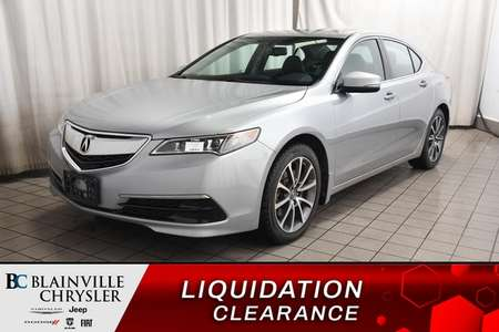 2017 Acura TLX BASE * AWD * CAM RECUL * CUIR * BLUETOOTH * for Sale  - BC-C1664  - Blainville Chrysler