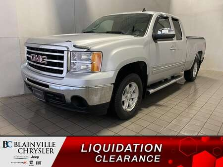 2013 GMC Sierra 1500 SLE 4WD Extended Cab * CAM RECUL * BLUETOOTH * for Sale  - BC-S2119  - Blainville Chrysler