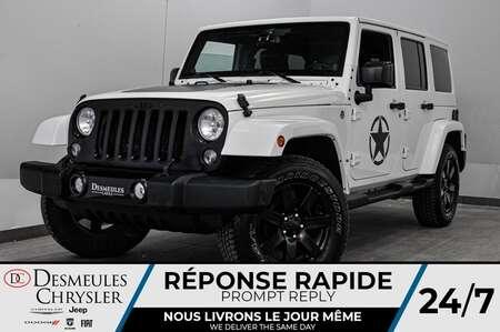 2014 Jeep Wrangler Unlimited Sahara + bancs chauff + bluetooth + a/c for Sale  - DC-L2056A  - Blainville Chrysler