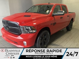 2021 Ram 1500 Express Night V8 3.92 * CAPOT SPORT  - BC-21602  - Blainville Chrysler