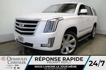 2018 Cadillac Escalade Luxury 4WD * NAVIGATION *CAMERA DE RECUL ET DEVANT for Sale  - DC-U2869  - Blainville Chrysler