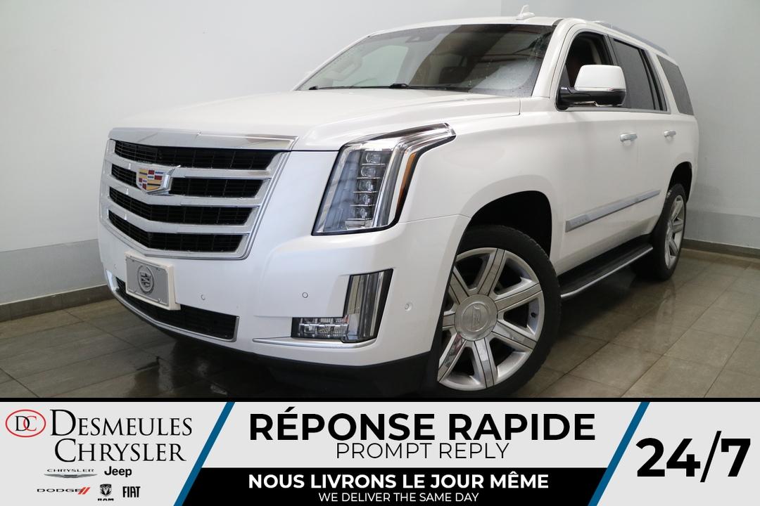 2018 Cadillac Escalade  - Blainville Chrysler