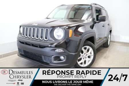 2015 Jeep Renegade NORTH * UCONNECT * CAMERA DE RECUL * CRUISE * for Sale  - DC-81256A  - Desmeules Chrysler