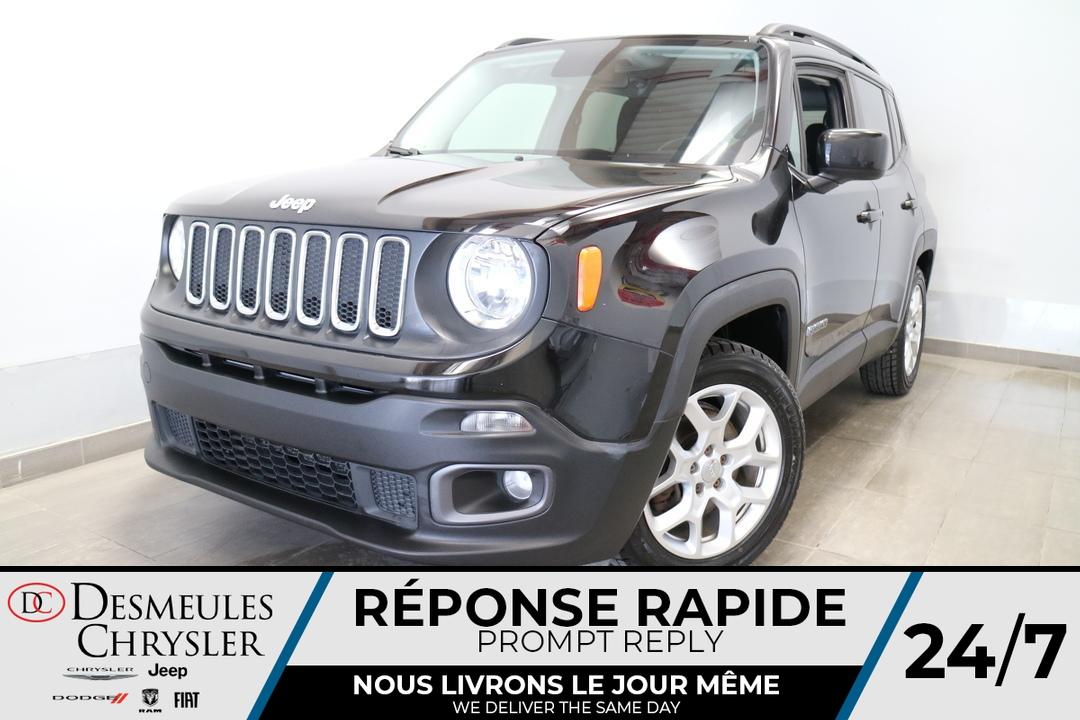 2015 Jeep Renegade  - Blainville Chrysler