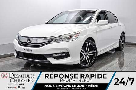 2017 Honda Accord Touring * CAM RECUL * SIEGES CHAUFFANTS * GPS for Sale  - DC-21166A  - Blainville Chrysler