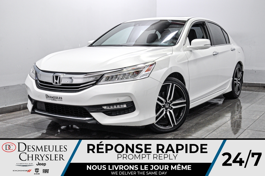 2017 Honda Accord  - Blainville Chrysler