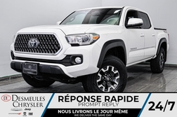 2018 Toyota Tacoma TRD Offroad + a/c + bancs chauff + bluetooth  - DC-L2097  - Desmeules Chrysler