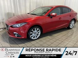 2014 Mazda Mazda3 s Grand Touring * NAVIGATION * BLUETOOTH *  - BC-90440B  - Desmeules Chrysler