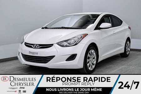 2013 Hyundai Elantra GLS + bluetooth + a/c + bancs chauff for Sale  - DC-L2048A  - Desmeules Chrysler
