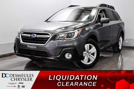 2018 Subaru Outback Outback AWD  * CAM RECUL * SIEGES CHAUFFANTS for Sale  - DC-U2388  - Blainville Chrysler