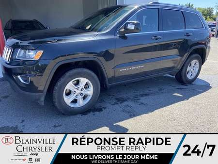 2015 Jeep Grand Cherokee LAREDO * BLUETOOTH * CRUISE * A/C * for Sale  - BC-20295A  - Blainville Chrysler