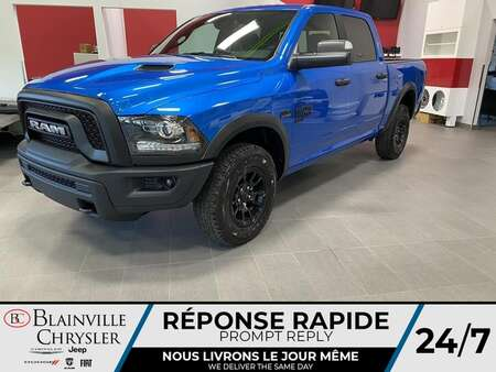 2021 Ram 1500 Warlock V8 3.92 * Ens HORS ROUTE & APPARENCE for Sale  - BC-C 47485337  - Desmeules Chrysler
