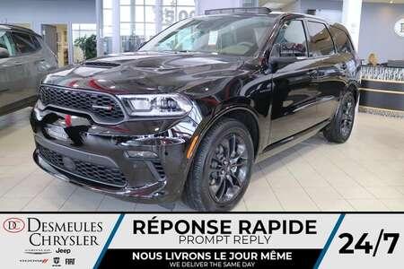 2021 Dodge Durango R/T AWD 5.7 HEMI * NAVIGATION * TOIT OUVRANT * CAM for Sale  - DC-21308  - Desmeules Chrysler