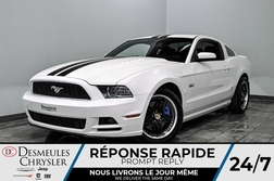 2013 Ford Mustang GT + a/c + bancs chauff + bluetooth  - DC-L2104  - Desmeules Chrysler