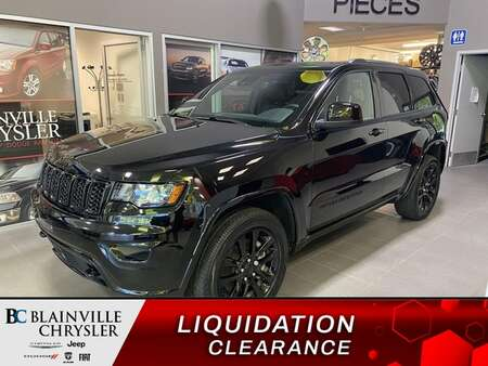 2021 Jeep Grand Cherokee Altitude DÉMO * Int. CUIR & SUEDE * for Sale  - BC-21041  - Desmeules Chrysler
