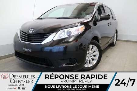 2013 Toyota Sienna LE AWD * ADAPTÉ * AIR CLIMATISÉ * CAM DE RECUL * for Sale  - DC-U2917  - Desmeules Chrysler