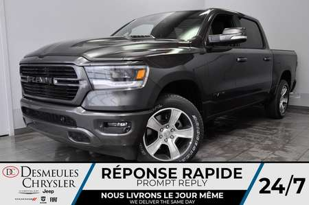 2020 Ram 1500 Sport Crew Cab + BLUETOOTH + WIFI *152$/SEM for Sale  - DC-20031  - Desmeules Chrysler
