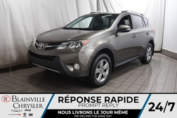 2015 Toyota RAV-4 XLE AWD * CAM RECUL * SIEGES CHAUFFANTS *  - BC-20358A  - Desmeules Chrysler