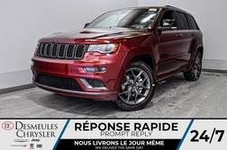 2020 Jeep Grand Cherokee Limited X + WIFI + UCONNECT + TOIT OUV *151$/SEM  - DC-20327  - Desmeules Chrysler
