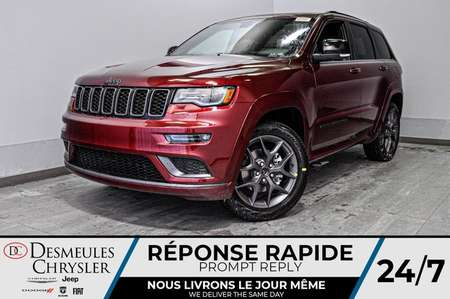 2020 Jeep Grand Cherokee Limited X + WIFI + UCONNECT + TOIT OUV *151$/SEM for Sale  - DC-20327  - Desmeules Chrysler