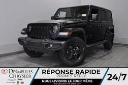 2020 Jeep Wrangler Sahara Altitude+ BANCS CHAUFF + UCONNECT *150$/SEM  - DC-20328  - Blainville Chrysler