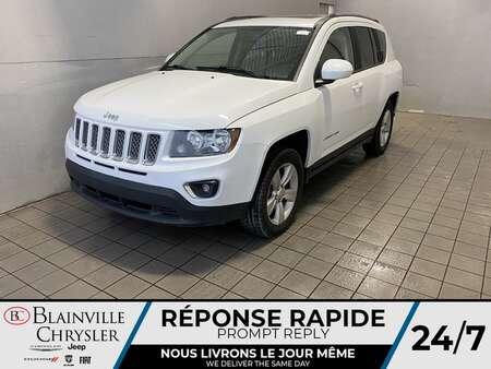 2016 Jeep Compass 4X4 * CRUISE * SIEGES CHAUFFANT * CUIR * BLUETOOTH for Sale  - BC-20159B  - Blainville Chrysler