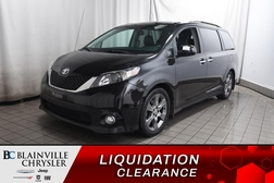 2014 Toyota Sienna SE * CAM RECUL * BLUETOOTH * TOIT OUVRANT  - S1892  - Blainville Chrysler