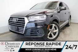 2018 Audi Q7 Technik AWD * NAVIGATION * TOIT OUVRANT * A/C *  - DC-U2846  - Blainville Chrysler