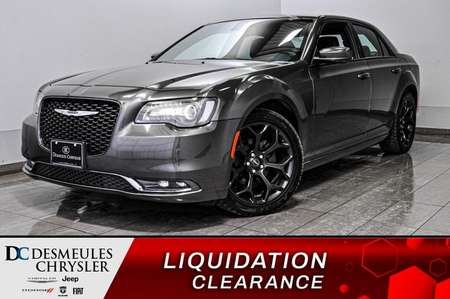 2019 Chrysler 300 S * SIEGES CHAUFFANTS * BLUETOOTH * CAMERA DE for Sale  - DC-L1985  - Blainville Chrysler